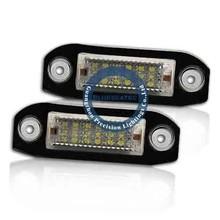 Led license plate light for VOLVO S80 XC90 S40 V60 XC60 S60 C70 V50 XC70 V70