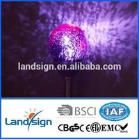 Cixi landsign outdoor standing pole light