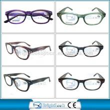 Latest optical eyeglass frames for women,acetate trendy eyewear