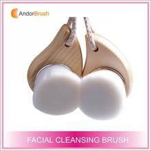 Hot sale washing brush for beauty washing face brush kit cleansing brush set
