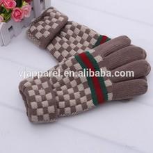 Enuine sheep skin mens driving gloves