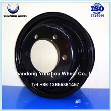 commercial truck wheel rim 4J x 13 for 5.50-13 tire