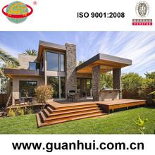 Custom-made fully panelized modular prefabricated hotel