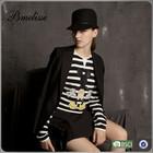 2014-2015 new lady simple blazer