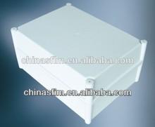 Small plastic waterproof enclosure