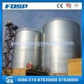 de qualité alimentaire de farine de blé silo de stockage pour la vente utilisé en usine de farine