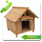 Hottest Wooden Dog House Kennel Pet Cabin