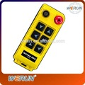 Industrial de control remoto inalámbrico, Control remoto industrial, Radio industrial control remoto