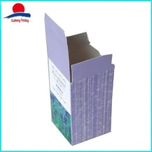 High Quality Printed Perfume Paper Box