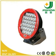 High power portable led work light cre e auto led light 96w led worklight