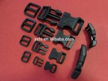 2015 Yixiang all kinds Plastic insert buckle/ belt buckle