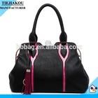 Hot sale perfect imitations bags metal clasp bags to lady handbag