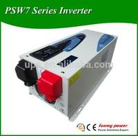intelligent dc/ac power inverter fom 1kw to 6kw , 12/24v dc 220v/230v ac inverter, solar inverter