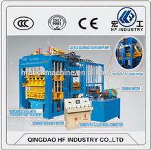 Automatic Cement Brick Making Machine, Cement Concrete Brick machine Production line Low Cost