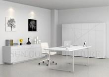 Minimalism Modern White High Glossy Desk (SZ-OD168)