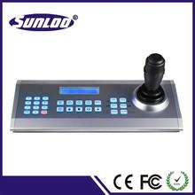 PTZ Controller Network Keyboard & Control Keyboard for PTZ camera