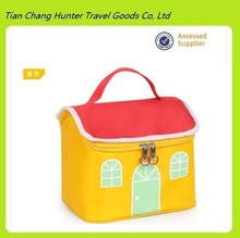 2014 hot sale high quality insulated house shaped cooler bag