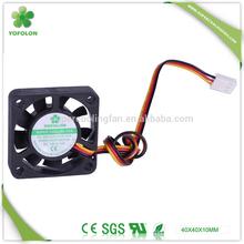 40x40x10mm 5V 12V DC toyon cooling fan