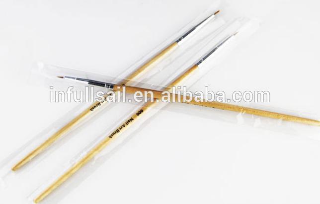 Nail Art Application Nail Polish Applicator Brush