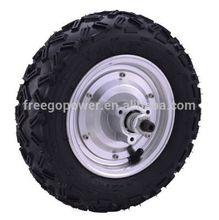 48v 800w brushless dc motor high power electric wheel hub motor