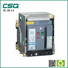 Drawer out universal circuit breaker