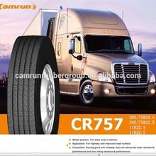 China Camrun Factory High Performance Truck Tyre 285/75R24.5