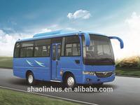 7M coaster type minibus