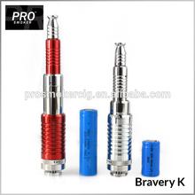 Alibaba express electronic vaporizer pen Bravery K ecig k100 made in china, best e cig k100 k.ecig, dry herb kits
