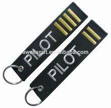 PILOT 4 bars / 2 bars Crew Baggage keychains