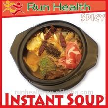 best food & beverage Healthy Hot Pot Spicy instant soup seasoning