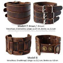 moda gioielli vendita calda cinturino in pelle bracciali con borchie