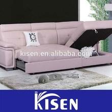 Modern living room furniture queen sleeper sofa