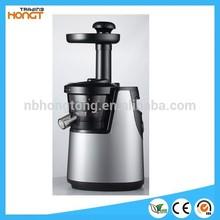HT-LF6205 cooksense slow j korea slow juicer/Fountain Crush Masticating Slow Juicer/Stainless steel low speed juice