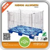 Folding steel storage cage/steel cage/folding cage