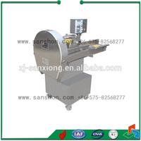 Sanshon SCS-550 Automatic Spiral Vegetable And Fruit Potato Slicer