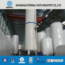 2014 Newest Stainless Steel Cryogenic CFL-20/0.6 Gasoline Storage Tank