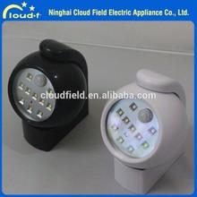 2015 new design LED Wiress Motion Sensor Night Light,LED PIR Night Light