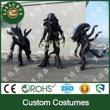 Lisaurus-R Realistic 3d movies alien mask