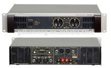 2014 best sale 2 channel 2U 250W XP2500 class H power amplifier