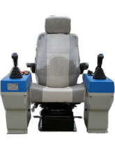 Joystick with chair