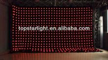 LED star cloth 2*3meter mixed RGB/led rgb star cloth