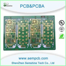 Electronic FR4 printed circuit board for elo touch controller