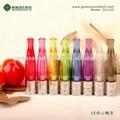Salud y medicina Gran vapor cigarrillo electrónico mercado GS-H2s calefacción dual con precio de fábrica