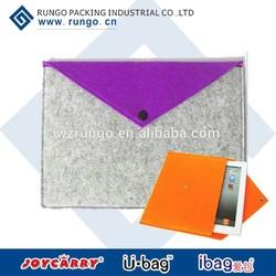 Zhejiang china ipad felt protective cover any size