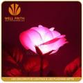 Valentine's day light up fleurs artificielles pour la vente