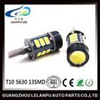 13smd 5630 T15 canbus led auto lamp brake light