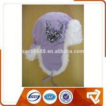Faux Fur Hats Ski Suit