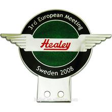 Custom car decor high quality metal car badge car emblem