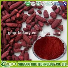 Red Yeast Rice Extract , Red Yeast Rice Extract Powder , Natural Red Yeast Rice Extract