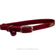 Nylon Dog Collar/ Wholesale Cat Leash/ Custom Pet Product